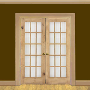 Delicieux Knotty Alder 2 Panel Arch Door The Outstanding Natural Look Of Knotty Alder  Is Aperfect Match For Todayu0027s Casual Living.